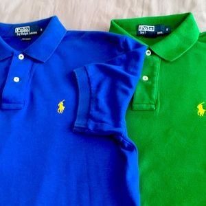 Polo By Ralph Lauren 2 Set S Size.
